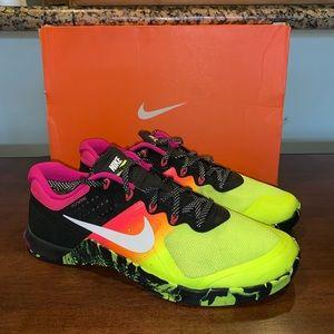 Nike Metcon 2 Cross Training Shoes Size 11
